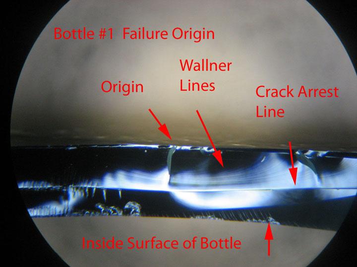 California Glass Expert Performs A Failure Analysis Of