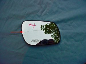 Failure Analysis Auto Mirror Glass