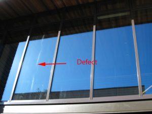 Glass Failure Expert Investigates A Tempered Glass Window