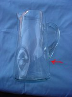 Failure Analysis of Glass Pitcher
